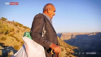 Şırnak'ta eşsiz manzarasıyla karşılayan Cehennem Deresi