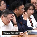 Drilon calls Build, Build, Build a 'dismal failure'
