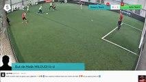 But de Malik MILOUDI (0-1)