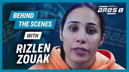 ARES 1: Behind the scene w/ Rizlen ZOUAK, the Lioness of the Atlas