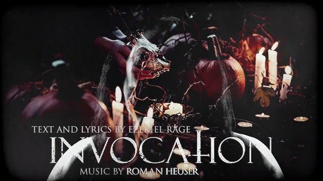 Roman Heuser and Ezekiel Rage - Invocation (Witching Hour Lyrics Version)