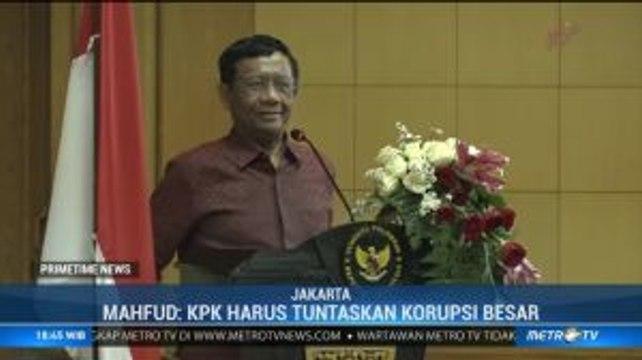 2 Kasus Besar di KPK Jadi Perhatian Presiden Jokowi