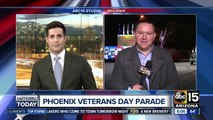 Phoenix holding annual Veterans Day parade