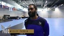 [AVANT-MATCH] PAUC vs Créteil - Interview de Wesley PARDIN
