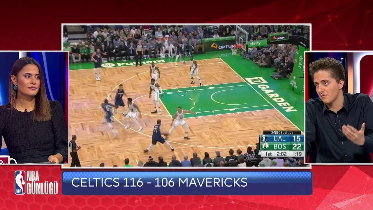 NBA Günlüğü | 12.11.2019