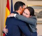 Sanchez e Iglesias acuerdan un Gobierno de coalición con una vicepresidencia para Podemos