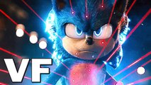 SONIC Bande Annonce VF