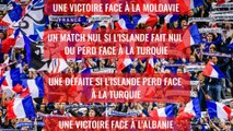 EURO 2020 : la France qualifiée contre la Moldavie si...