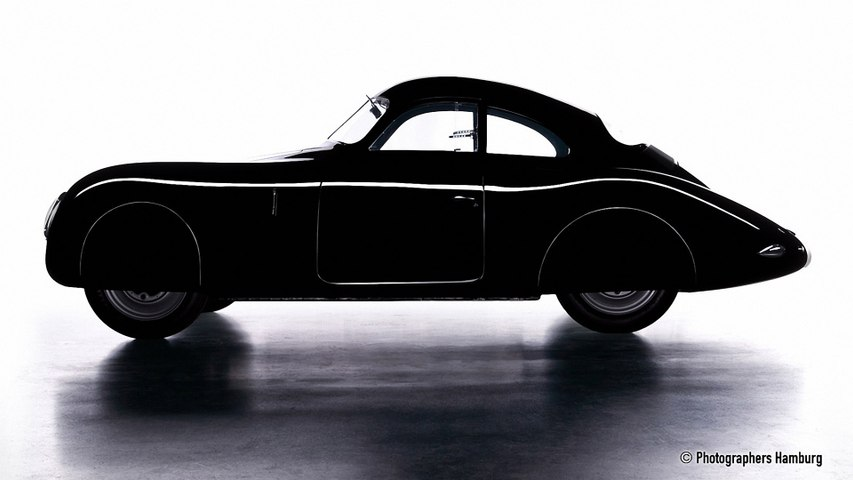 Porsche Type 64 – La toute première Porsche