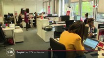 Emploi : les embauches en CDI en hausse