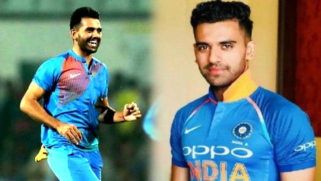 Deepak Chahar 2nd hat-trick  3 நாட்களில் 2 ஹாட்ரிக் விக்கெட்டுகளை வீழ்த்தி தீபக் சாஹர் அசத்தல்