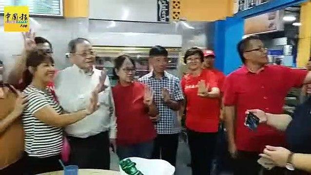 ◤丹绒比艾国席补选◢  郭素沁调侃纳吉 待他坐牢  就送上红棕油 (2)
