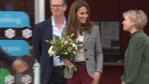 The Duke and Duchess of Cambridge attend Shout's Crisis Volunteer Celebration