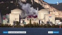 Séisme : des visites de contrôle effectuées dans la centrale de Cruas
