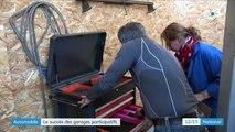 Automobile : le succès des garages participatifs