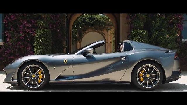 Ferrari 812 GTS – V12 Engine is not Dead