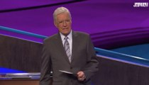 Alex Trebek Gets Choked up by 'Jeopardy!' Contestant's Answer