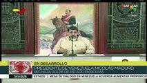 Pdte. Maduro: Golpe contra Evo se montó desde el imperialismo