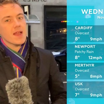 WEATHER: November 13th 2019