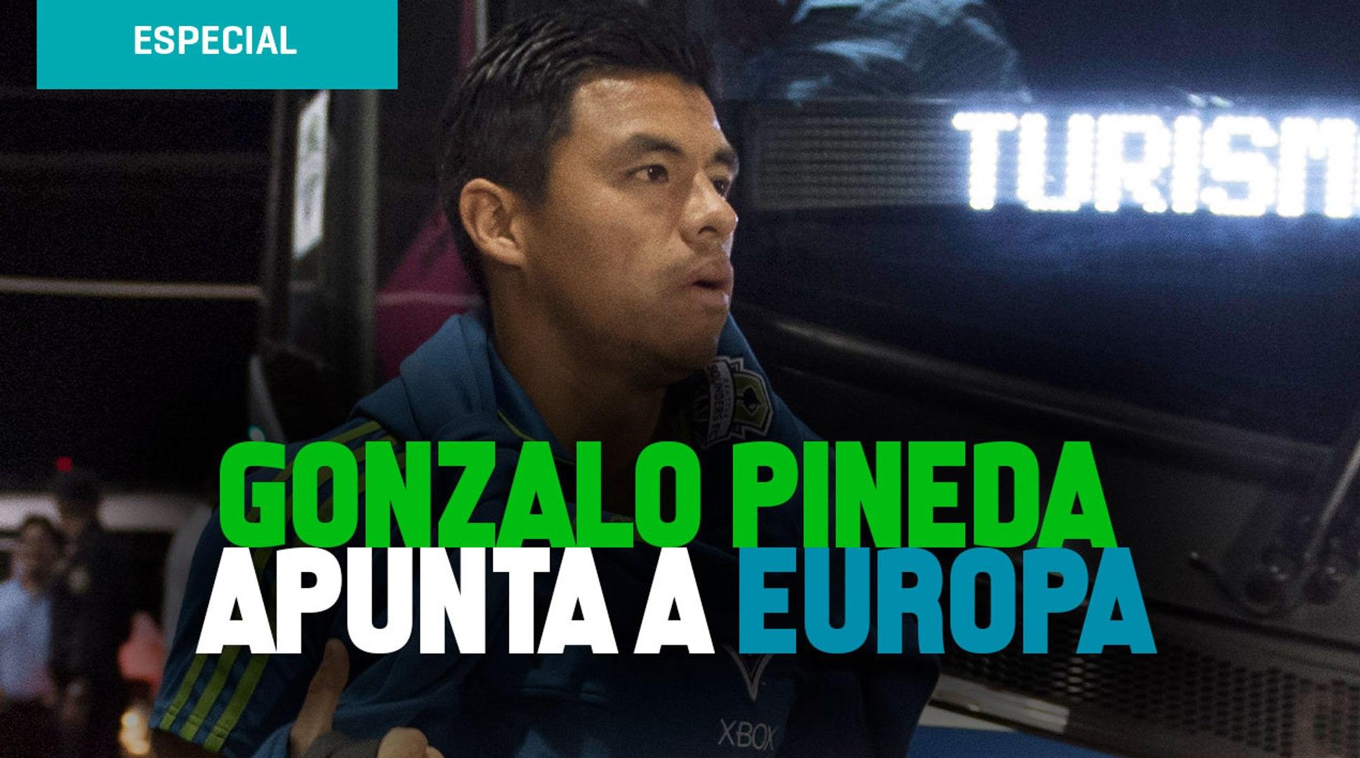 Campeón en la MLS, Gonzalo Pineda apunta a Europa