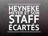 Stade Français - Heyneke Meyer et son staff écartés