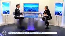 L'invitée de la rédaction - 12/11/2019 - Anita Garnier - Syndicat Sud Santé Tours