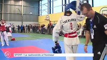 SPORT  Le taekwondo à l'honneur