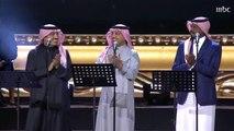 الله البادي.. ثم مجد بلادي  غناء أصيل أبو بكر وراشد الماجد وراشد الفارس
