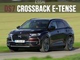 Essai DS7 Crossback E-Tense 4x4 Grand Chic (2019)