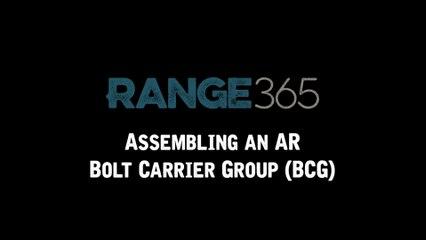 How to Assmble an AR-15 Bolt Carrier Group
