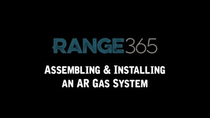 How to Install an AR-15 Gas System