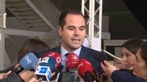 """Aguado pide a PSOE y PP llegar """"a grandes acuerdos de Estado"""""""