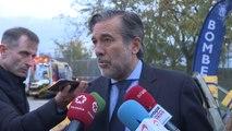 """Enrique López se muestra """"preocupado"""" por el pacto Sánchez-Iglesias"""