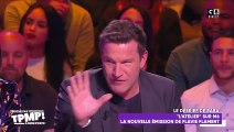 """VIDEO. Benjamin Castaldi séduit par L'Atelier, la nouvelle émission de Flavie Flament ? """"C'est parfois un peu lent"""""""