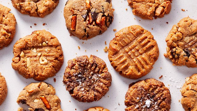 EXTRA SHARP: One-Bowl Peanut Butter Cookies