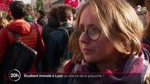 """""""On considère que c'est normal d'avoir un appartement miteux"""" : les étudiants manifestent pour dénoncer la précarité dans laquelle ils vivent"""