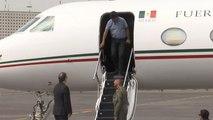 الرئيس البوليفي يصل المكسيك لاجئا