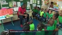 Scolarisation à 3 ans : 1 500 enfants guyanais sur le carreau