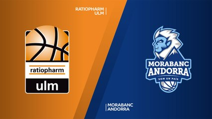 7Days EuroCup Highlights Regular Season, Round 7: Ulm 87-99 Andorra