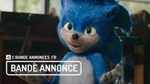 SONIC LE FILM - Bande annonce VF (Au cinéma le 12 Février)