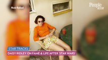 Daisy Ridley Talks Life After 'Star Wars' and Plays Coy About Those Engagement Rumors