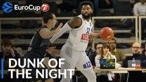 7DAYS EuroCup Dunk of the Night: Hassan Martin, Buducnost VOLI Podgorica