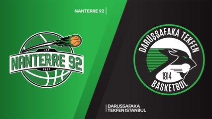 7Days EuroCup Highlights Regular Season, Round 7: Nanterre 68-82 Darussafaka