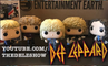 Def Leppard Funko Pop Vinyl Figure Unboxing Review ALL OF THEM!