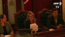 Senadora Añez assume presidência da Bolívia