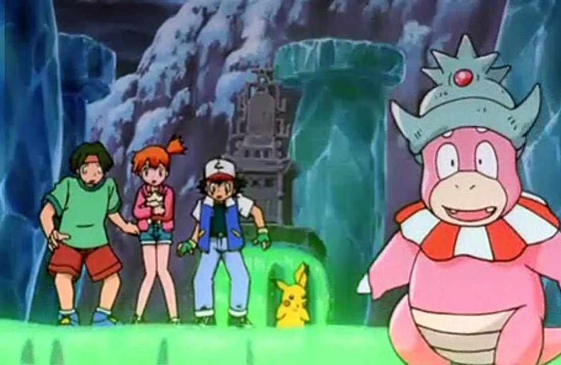 Pokemon S02m01 The Movie 2000 The Power Of One Extended Japanese