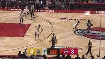 Chris Clemons (24 points) Highlights vs. Santa Cruz Warriors