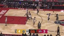 Isaiah Hartenstein Posts 26 points & 15 rebounds vs. Santa Cruz Warriors