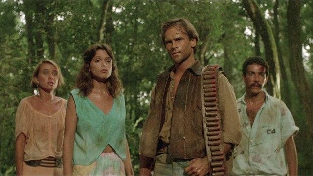 Massacre in Dinosaur Valley movie (1985)