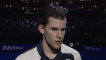 Thiem dream is coming true at ATP Finals